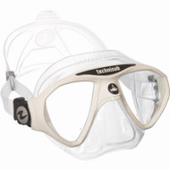 Aqualung Micro Mask - White Arctic