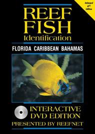 Reef Fish ID DVD 4.0 Florida Caribbean Bahamas