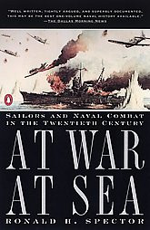 At War at Sea - Hardcover