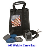 #67 Armor Weight Carry Bag