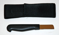 Hogarthian Knife - Fine Serration