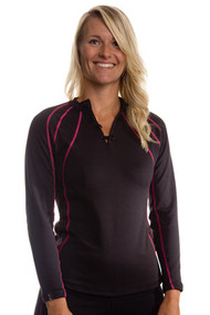 Womens Drybase Long Sleeve Top - 16/18