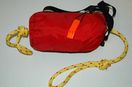 Throw Bag - Red