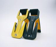 Eezycut Trilobite - Harness Mount - Yellow/Black - Yellow Velcro