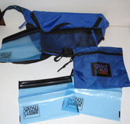 New Old Stock - Fanny Pack with waterproof carrier