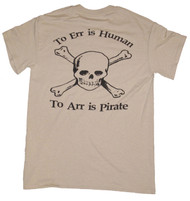 NESS Pirate Shirt - Medium