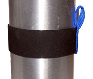 "UW Light Dude Deluxe Hose Retainer - 2"" Wide for 8"" Cylinders"
