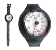 XS Scuba Depth Gauge - Wrist Mount - BAR