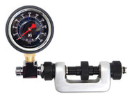 Regulator Inline Adjuster with Gauge