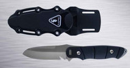 Low Profile Stainless Steel Dive Knife