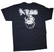 NESS MK V Tee Shirt - Blue - Medium