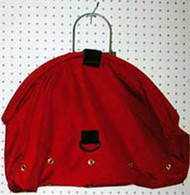 Wide Mouth Tool Bag - Red