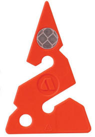 Apeks Line Arrows 5 Pack - Orange