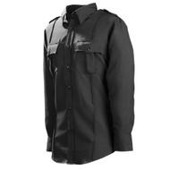Galls DutyPro Long Sleeve Polyester Solid Men's Shirt - XL