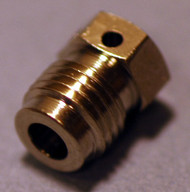 Burst Disc Plug - Brass