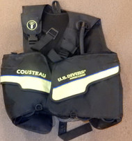 Used US Divers Costeau BC - Large