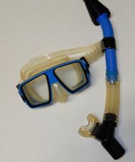 Used Mask Snorkel Combo