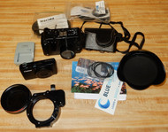 Used Canon S95 Camera System
