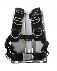 Medium - Dive Rite Transplate Harness System