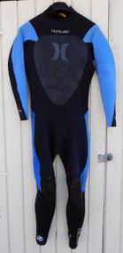 Used 3mm Hurley Jumpsuit - Medium