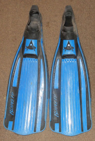 Used Aqua Lung - Blades Full Foot Fins - 8/9