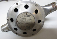 Vintage Dacor Diving Lung Double Hose Regulator