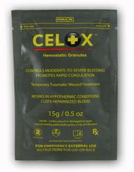 Celox Hemostatic Granules - 15 grams