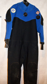 Used DUI CF200 Drysuit Back Zip - Large