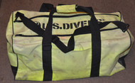 Used - US Divers Wet/Dry Duffel Bag