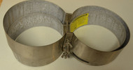 "Used - Highland Tank Bands - 8"" Tanks - 3"" Wide"