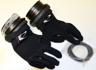 Used - Diving Concepts Drygloves - M/L