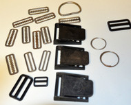 Used - Assorted Weight Belt Stuff