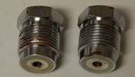 Used - S/S Din Plugs - 2 Total