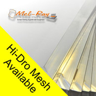 23x31 Aluminum Frame with 155 Mesh
