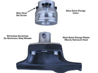 Atlas 200/700 Series Quick Change Head Assembly