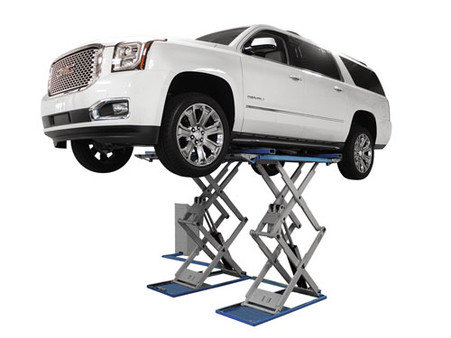 Atlas Slp 9k Full Rise Scissor Lift Atlas Automotive