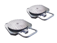 Atlas® Heavy Duty Truck Turntables (Pair)