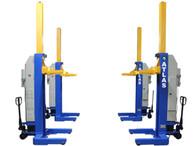 Atlas® 66,000 LB. ALI Certified Battery Powered Mobile Column Lift System