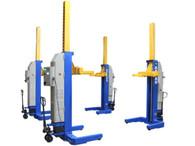 Atlas® 74,000 LB. ALI Certified Battery Powered Mobile Column Lift System