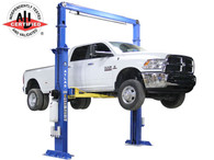 Apex 15 Plus Overhead 15,000 lbs. Capacity Adjustable Height, 2 Post Above Ground Lift - ALI Certified