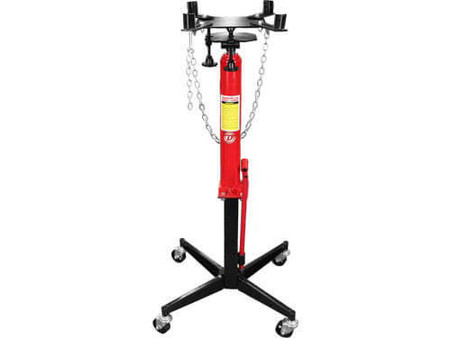 1,000 lb. Capacity Single Stage Hydraulic Transmission Jack with Hand Pump