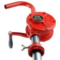 Barrel Pump Rotary Hand Heavy Duty Cast Iron Head