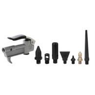 Air Blow Gun Kit 7 Tips