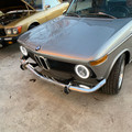 LED LED  headlights fitted for BMW 2002