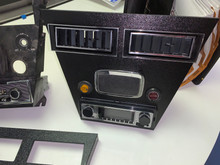 Optional Behr look alike front face plate on new Dtech console