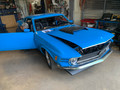 Mustang Coyote engine and transmission conversion