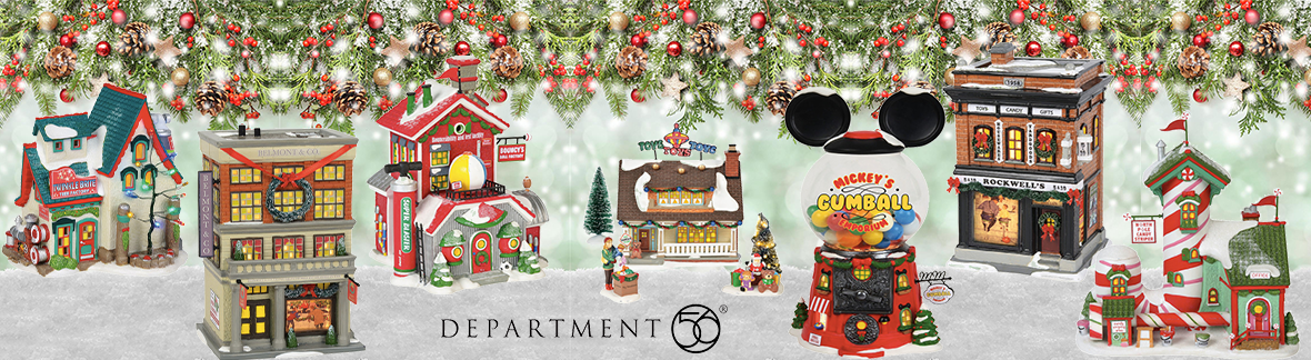 Village Christmas Tree Stand.House Of Holiday Christmas Tree Shop Christmas Store In