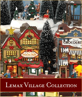 Lemax Village Collection