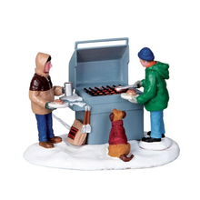 Lemax Village Collection Grillin' & Chillin' #04234