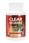 Clear Migraine 60 Capsule Bottle Clear migraine is a homeopathic remedy for the symptoms associated with migraines